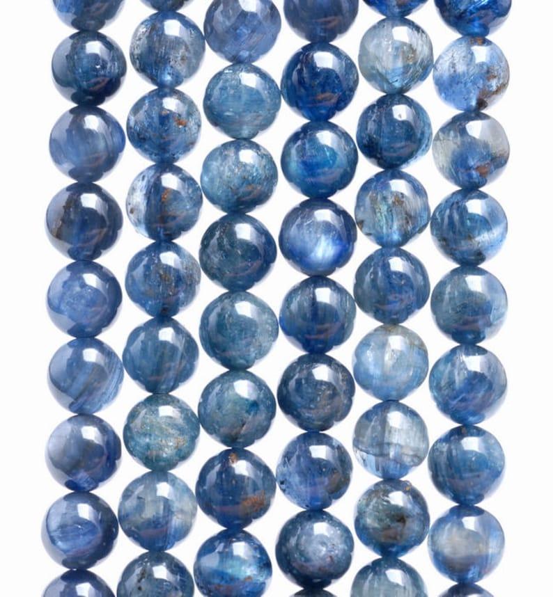 20 pcs Vintage Creamy White Round Glass Beads 8mm