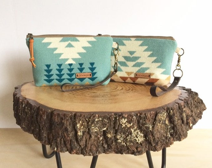 The Clutch...In Pendleton Wool (2 options)