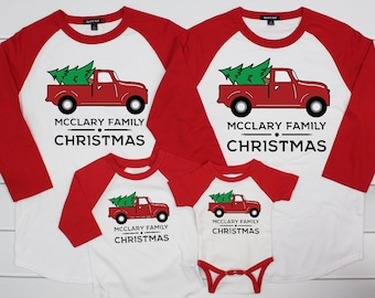 be300b1b9 Family christmas pajamas