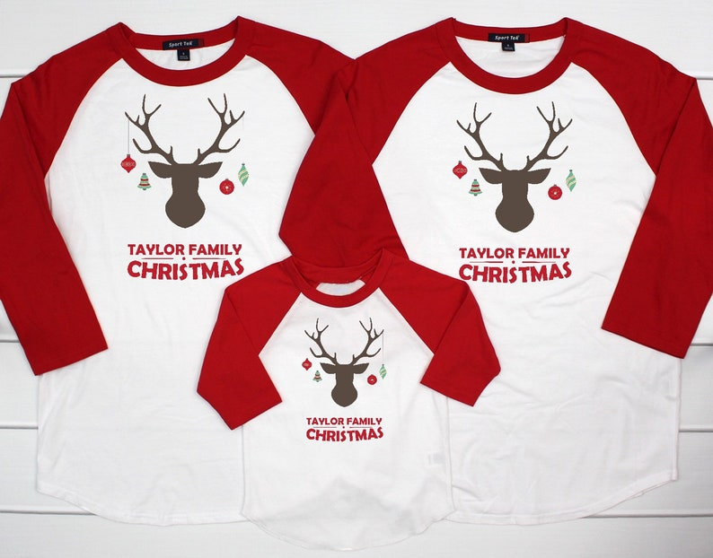 1eededbdbd Matching Family Christmas Shirts Christmas Family Pajamas
