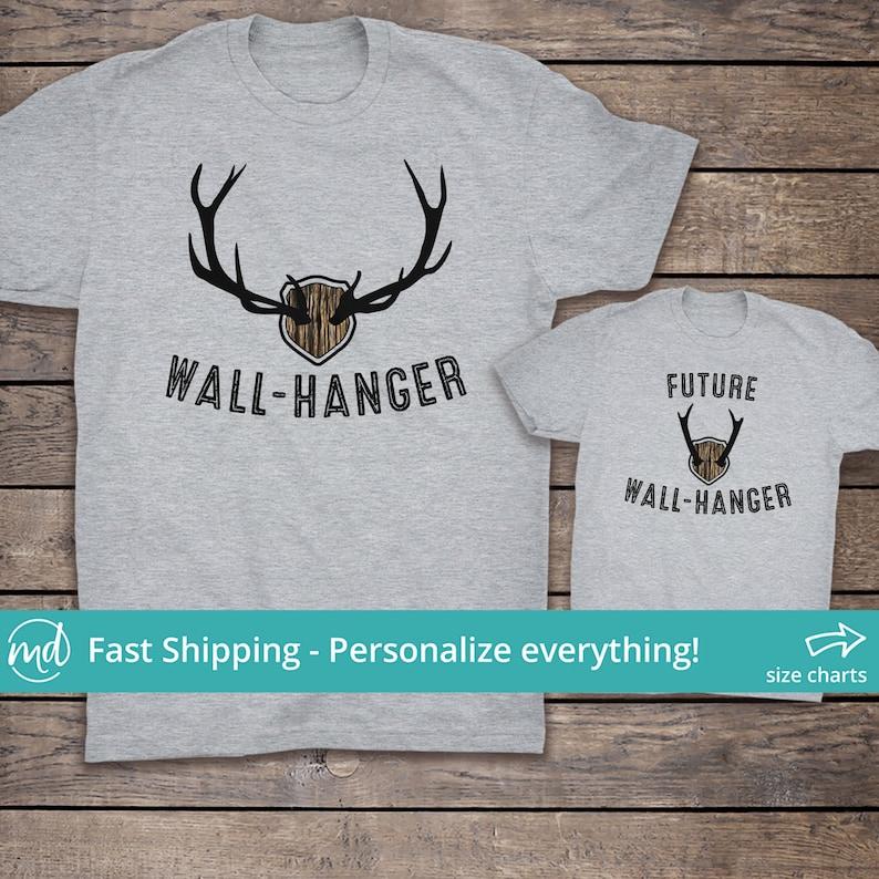 f44c973d Matching Father Son Shirts Dad Son Shirts Hunting Shirt | Etsy
