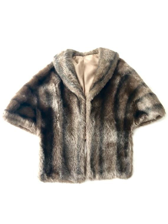 1970's Fur Coat - USA Made