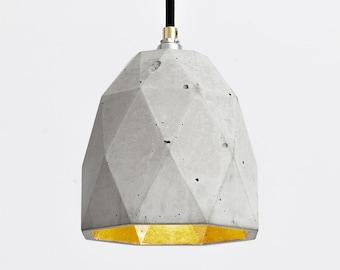 Concrete Pendant Light [T1]
