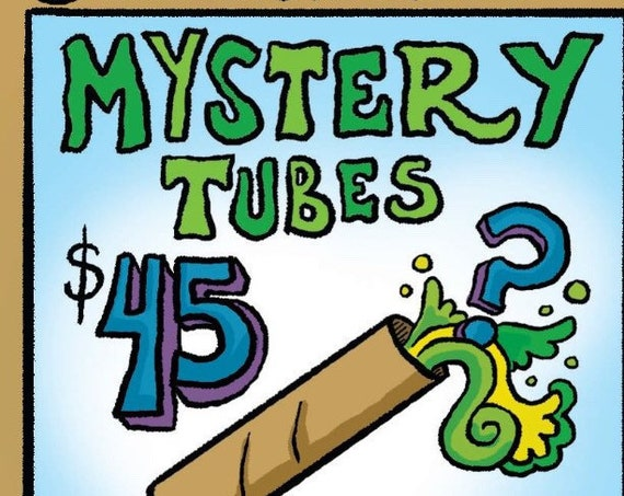 MYSTERY TUBE 2019