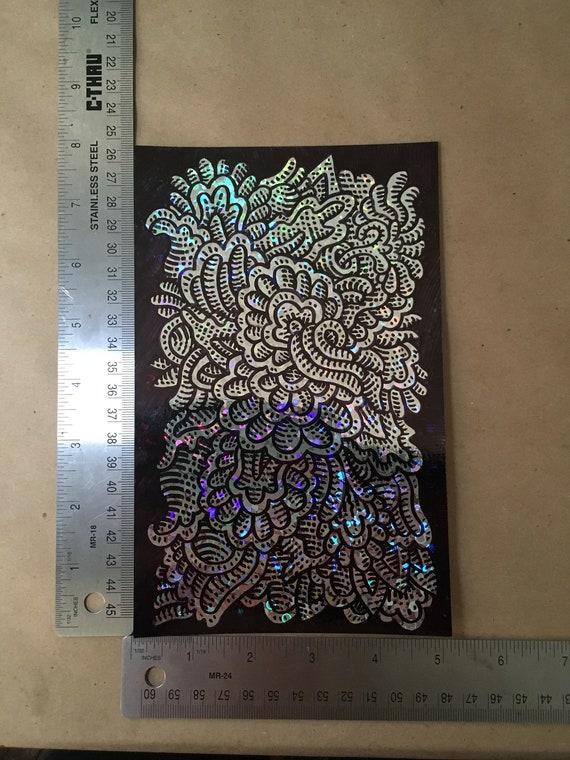 """Coral Mind Designs """"Foil #2"""""""