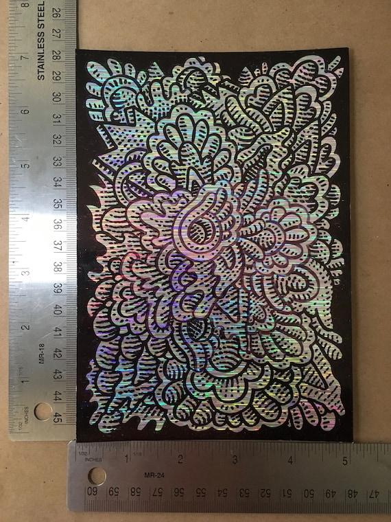 """Coral Mind Designs """"Foil #1"""""""