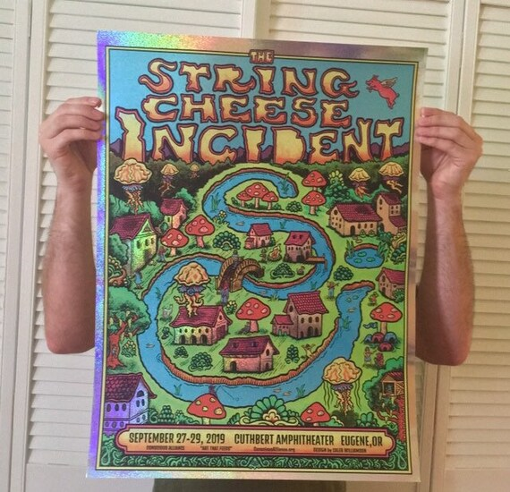 FOIL- String Cheese Incident - Eugene, OR 2019