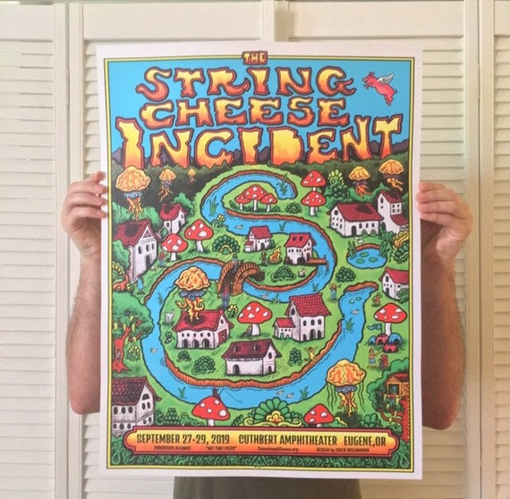 String Cheese Incident -Eugene OR 2019