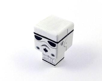 "Cubic figurine ""Stormtrooper"" magnet"