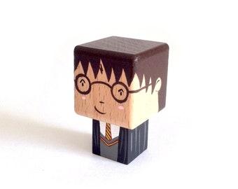 "Magnet cubic figurine ""Harry"""