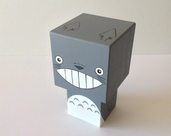 "Cubic toy decorative ""TOTORO"""