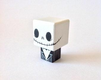 "Magnet cubic figurine ""Jack"""