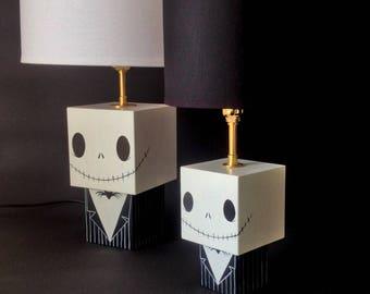 """Lamp cubic figurine """"Jack"""""""
