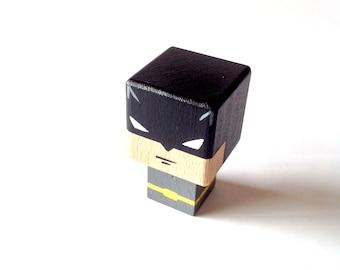 "Magnet figurine cubic superhero ""Batman"""