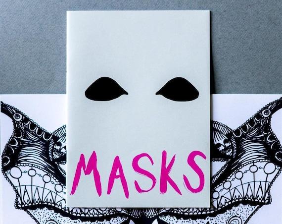 Art Zine - 'Masks'