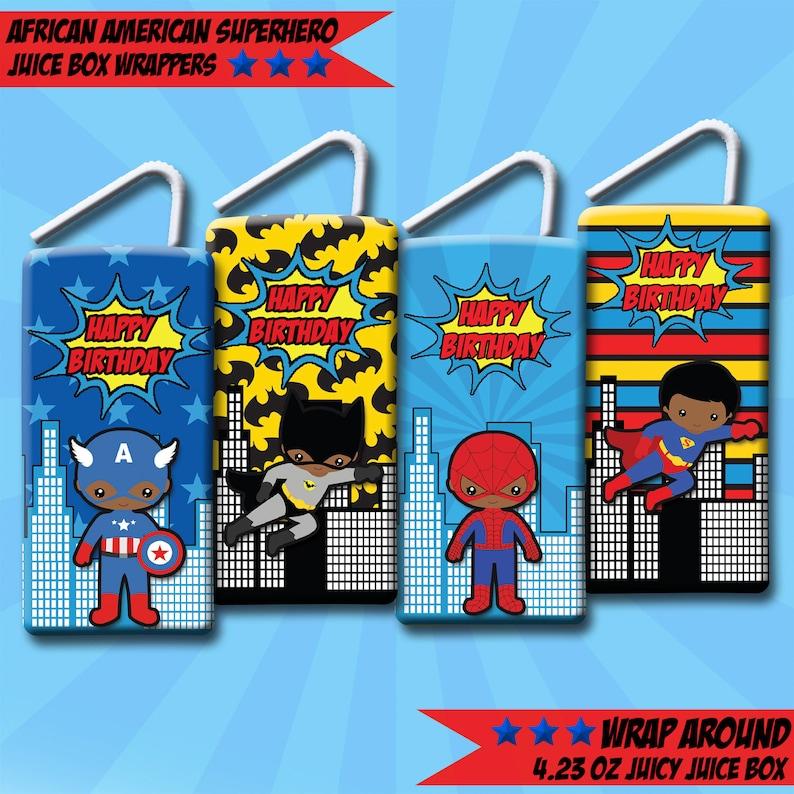 Superhero Party Superhero Party Ideas Superhero Themed Etsy