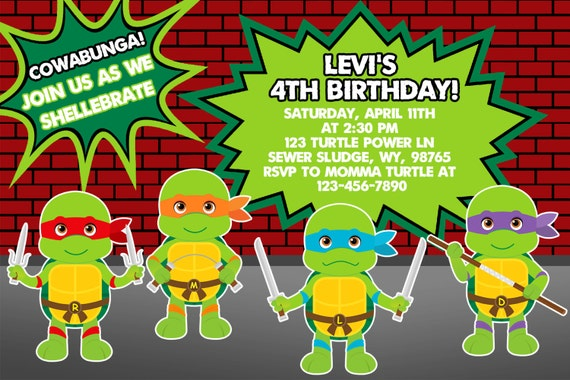 Tmnt Party Tmnt Birthday Tmnt Birthday Party Tmnt Party