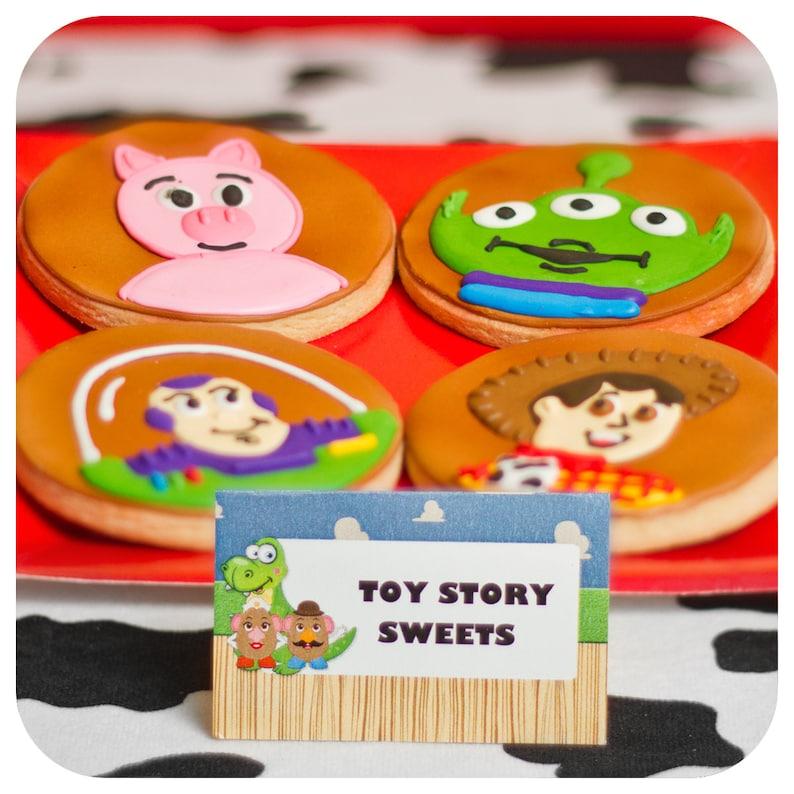 Toy Story Fiesta de cumpleaños temática de historia de  81d651e4898