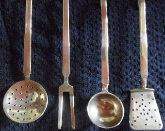 Vintage Kitchen Utensils Etsy