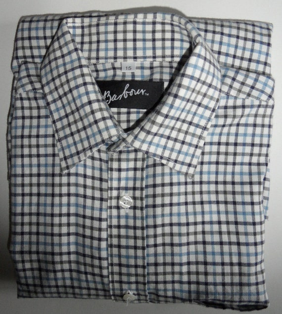 Barbour shirt, man's Barbour shirt,country style s