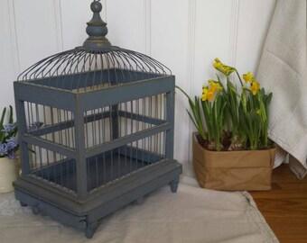 Vogelkooi In Huis : Opvouwbare decoratieve staaldraad mesh metalen vogel huis