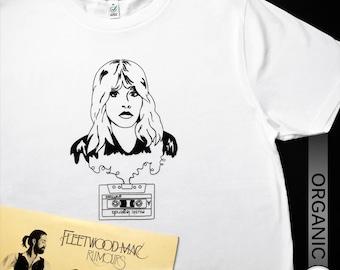 Music Legends: Stevie Nicks T Shirt