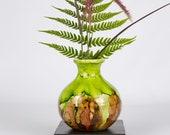Ceramic Vase Hand Painted