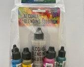 Alcohol Ink Painting Kit - Artful Webinars