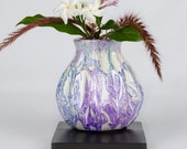 Vase, Flower Vase, Ceramic Vase, Hand-painted Vase