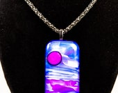 Alcohol Ink. Hand Painted...