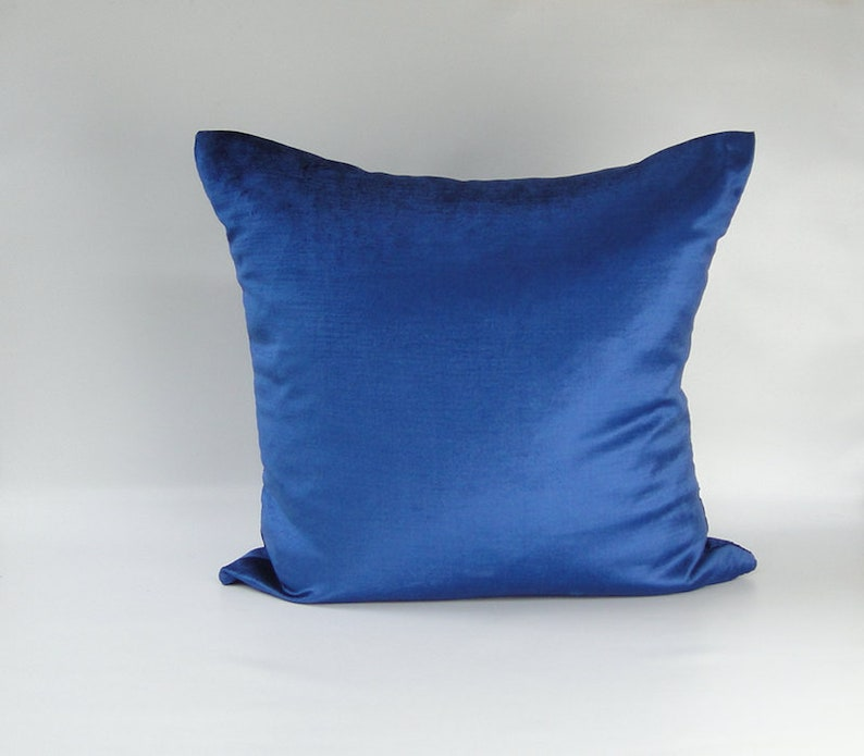 Velvet Pillow Designer Pillow COVER Deluxe pillow case image 0