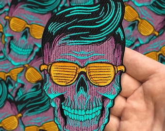 Sunshine Greaser Embroidered Patch