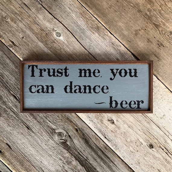 Beer Quotes Bar Signs Funny Beer Sayings Bar Decor Home Etsy