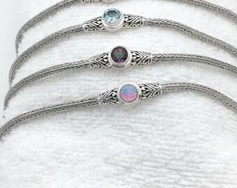 Classic Bali Bracelet
