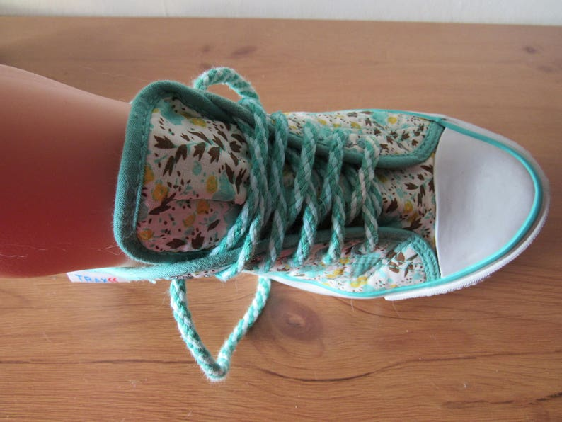 Sneakers vintage sneakers TRAX sneakers taglia 5 originali DsvR98ZY