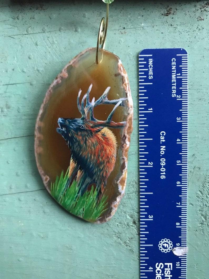 elk hunt bull elk ornament Jackson Hole ornament Bugling elk ornament: elk ornament Yellowstone Rocky Mountain ornament Teton ornament