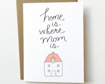 Mom Birthday Card Etsy