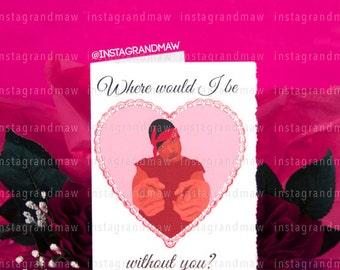 Ja Rule Valentine's Day Card