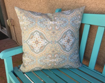 Decorative Pillows for Couch -  Decorative Sofa Cover - Pillows Covers - Decorative Pillow - Accent Pillow Cover - Green Pillows