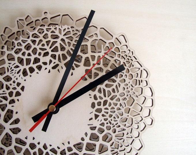 Giraffe Clock Medium - unique wall clock