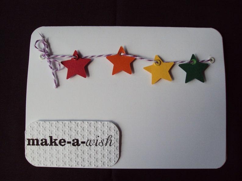 Make a Wish BirthdayAll Occasion Card