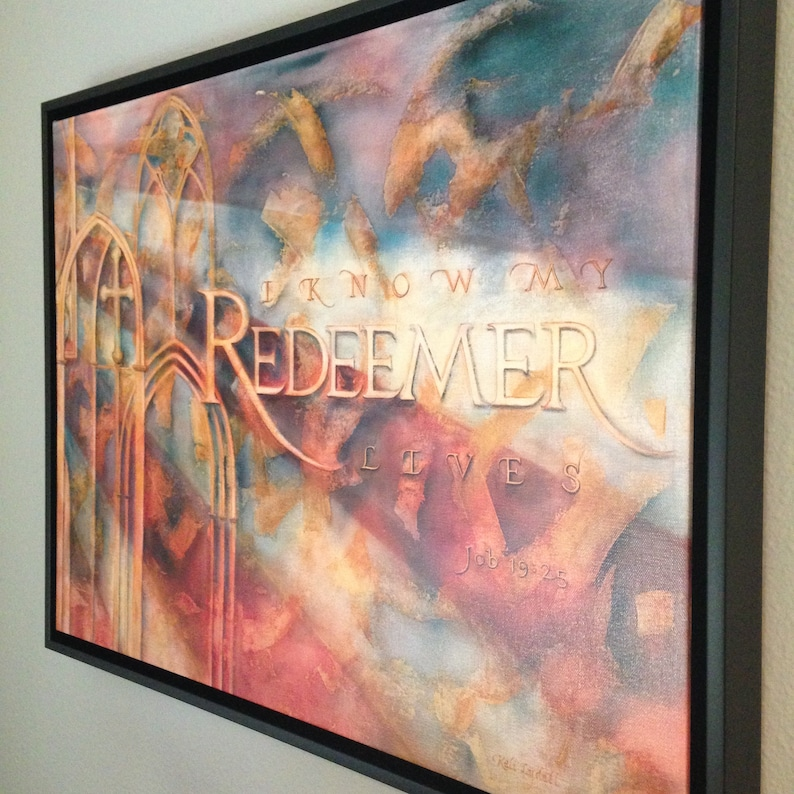 My Redeemer Lives image 0