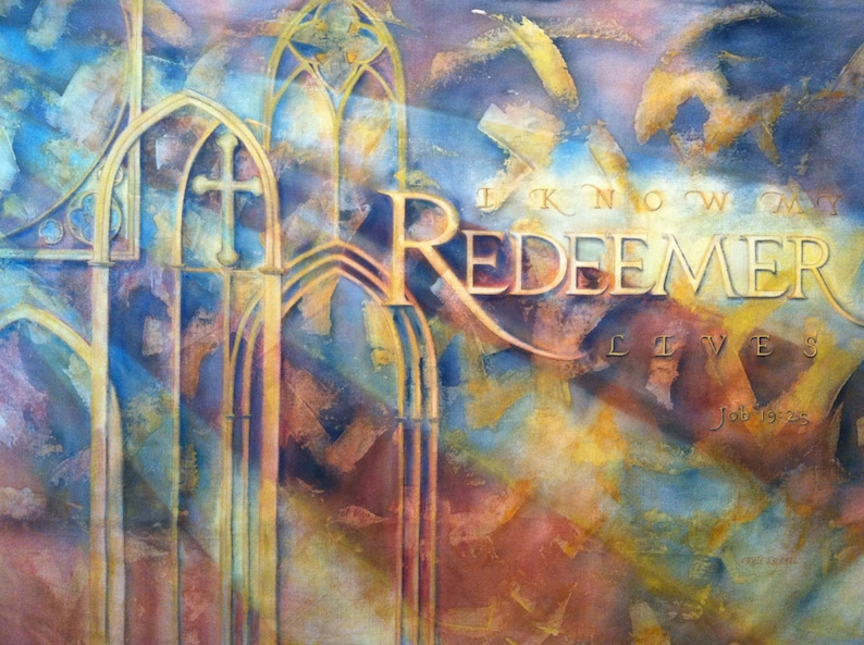 My Redeemer Lives image 0
