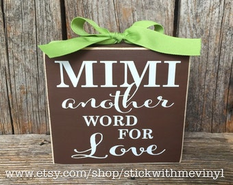 MiMi gift, grandma gift, Gift for mimi, grandmother gift, mother's day gift, gift for grandma, personalized gifts, Mimi to be gifts,