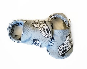 Cars Baby Slippers, Baby Boy Gift, Baby Boy Slippers, Car Baby Crib Shoes, Baby Moccs, Baby Shoes, Baby Booties, Cars Baby Shoes