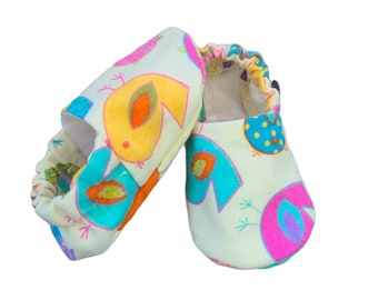 Baby Booties, Baby Gifts, Baby Slippers, Baby Crib Shoes, Baby Moccs, Baby Shoes, Bird Baby Shoes, Baby Animal Slippers, Bird Baby Slippers