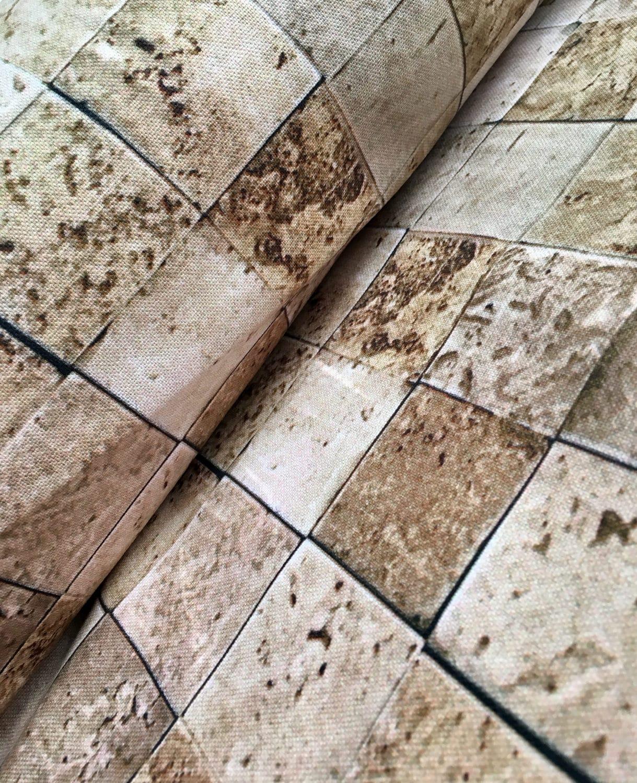 Rivestimento di piastrelle di marmo digital tenda tessuto - Piastrelle di marmo ...