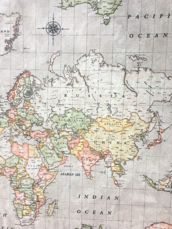BEIGE WORLD MAP 3 Designer Curtain Upholstery cotton fabric material on world map tester, world map costume, world map dresses, world map size, world map vintage, world map modern, world map business, world map gold, world map bedroom decor, world map retail, world map illustrator, world map cook, world map color, world map creator, world map sports, world map rain, world map photography, world map teacher, world map design, world map name,