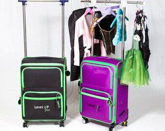Personalized Rolling Dance Bag