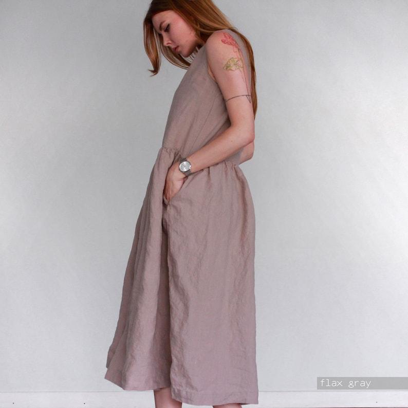 white linen dress loose maxi dress white maxi dress long maxi dress boho maxi loose fitting dress black maxi dress white DRESS LONG
